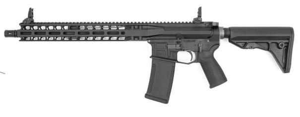 KWA PTS Radian Model 1 Gas Blowback Airsoft Rifle, Black