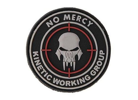 No Mercy PVC Patch