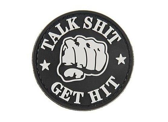G-Force Talk Shit Get Hit, Black