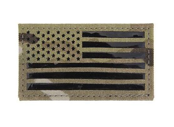 Signal Skills IR Patch Left US Flag, Modern Camo