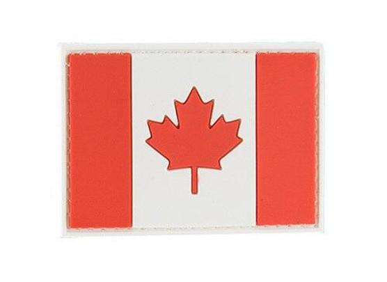 G-Force Canadian Flag PVC Morale Patch