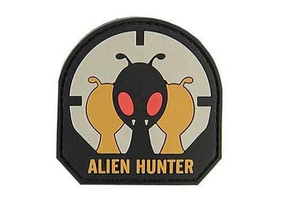 G-Force Alien Hunter PVC Patch