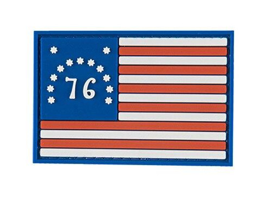 G-Force Independence 76 Patch