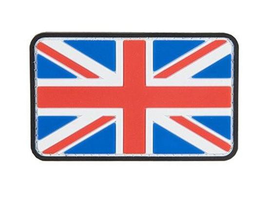 G-Force United Kingdom PVC Patch