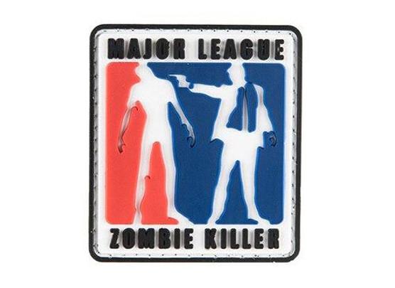 G-Force Major League Zombie Killer PVC Patch