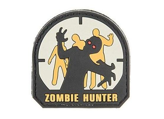 G-Force Zombie Hunter PVC Morale Patch