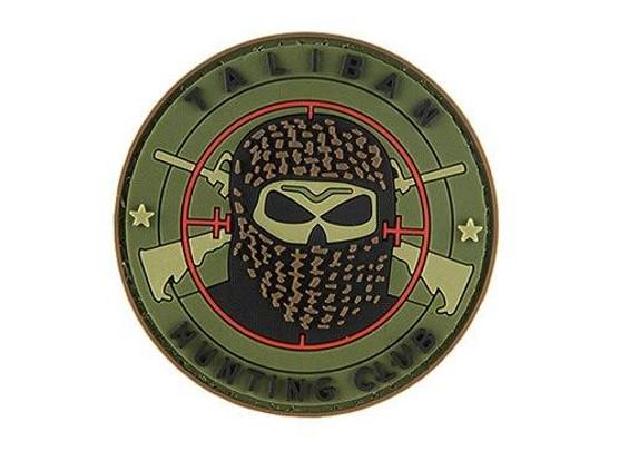 G-Force Taliban Hunting Club PVC Patch