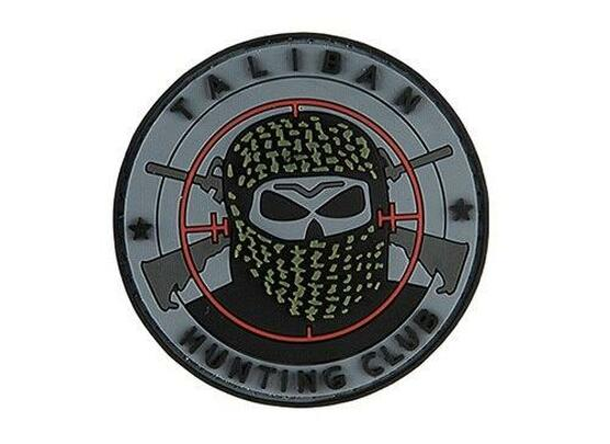 G-Force Taliban Hunting Club PVC Morale Patch