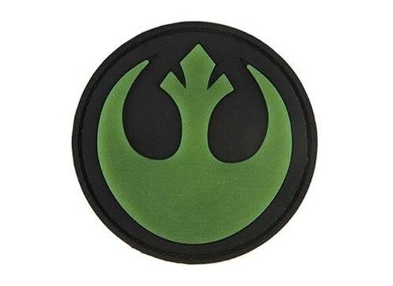 G-Force Guerilla Insignia PVC Morale Patch, OD Green
