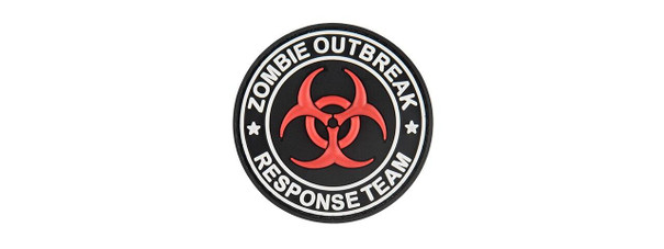 G-Force Zombie Outbreak Response Team Biohazard, Red