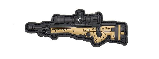 Aprilla Design PVC Iff Hook and Loop Modern Warfare Series Patch, Ai Ae