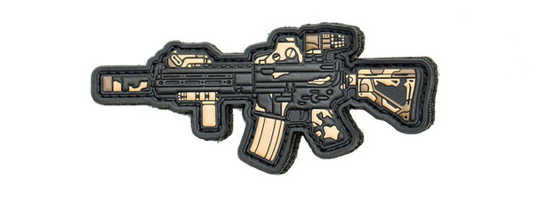 Aprilla Design PVC Iff Hook and Loop Modern Warfare Series Patch, 416 Limited Edition