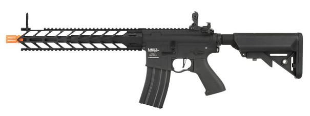 Lancer Tactical LT-33 NIGHT WING ProLine High FPS AEG Airsoft Rifle, Black