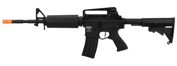 Lancer Tactical M4A1 LT-06 ProLine Series Low FPS Carbine Airsoft Rifle, Black