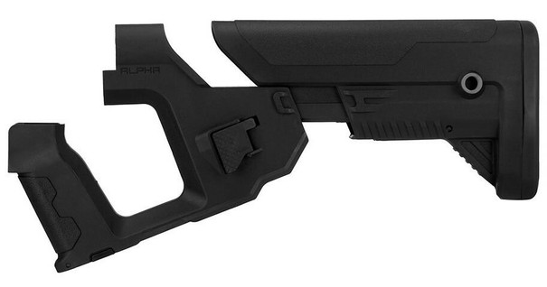 Lancer Tactical Alpha Stock, Black