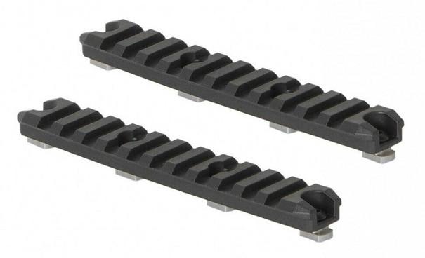 Amoeba M-LOK 5 Key Rail Set, 2-Pack
