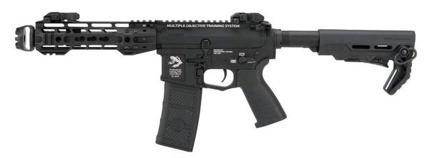 GandP Transformer Compact M4 AEG Airsoft Rifle w/ QD Front Assembly 8 Cutter Brake