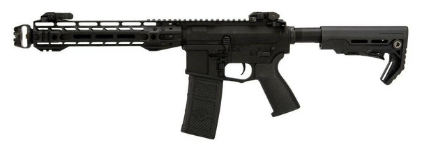 GandP Transformer Compact M4 AEG Airsoft Rifle w/ i5 Gearbox and QD Front Assembly 12 Cutter Brake