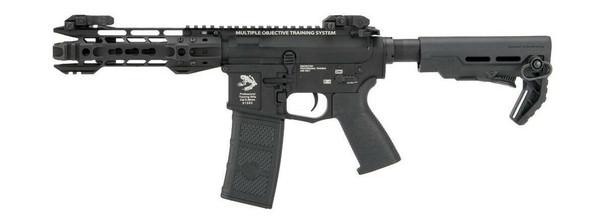 GandP Transformer Compact M4 AEG Airsoft Rifle w/ QD Front Assembly 8 Rainier Brake