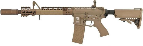 GandP Skull Frog Keymod M4 Carbine AEG Airsoft Rifle w/ i5 Gearbox, Tan