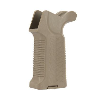 G-Force Vertical M4 Pistol Motor Grip, Tan