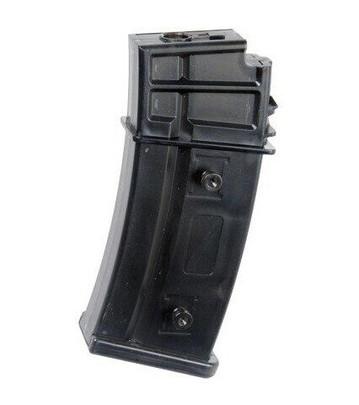 Lancer Tactical 130rd Mid-Capacity R36 / MK36 Magazine, Black