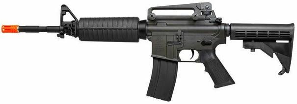 Colt M4A1 Sportline AEG Airsoft Rifle, Black