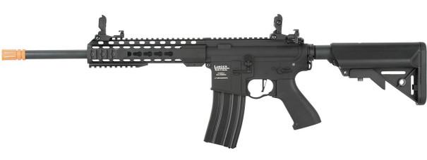 Lancer Tactical LT-19 M4 10 ProLine High FPS AEG Airsoft Rifle, Black