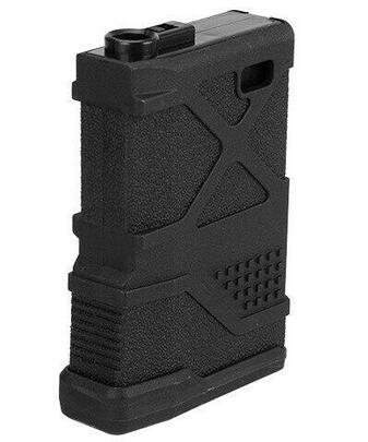 Lancer Tactical 70rd HPA Stubby Speed M4/M16 Magazine, Black