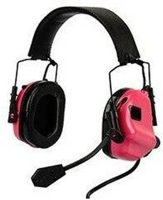 Earmor M32 MOD3 Electronic Communication Hearing Protector, Pink