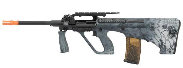 Army Armament Polymer AUG Civilian AEG Airsoft Rifle w/ Top Rail, TYP