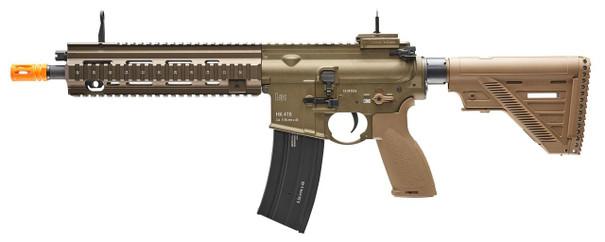 VFC HandK 416A5 AEG Airsoft Rifle w/ Avalon Gearbox, Tan