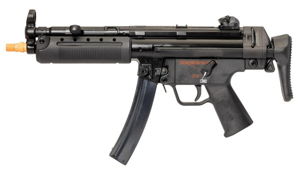 VFC HandK MP5 A5 AEG Airsoft Rifle w/ Avalon Gearbox, Black