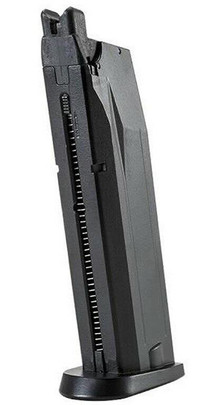 KWC Smith and Wesson MandP 40 Co2 Blowback 17rd Airsoft Magazine