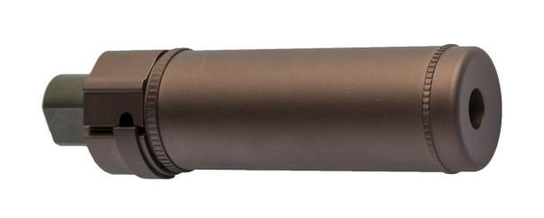 Raptors Airsoft 118mm QD Mock Silencer w/ -14mm CCW Flash Hider