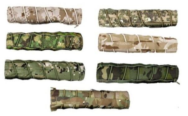 AMA Airsoft 22cm Tactical Mock Suppressor Cover