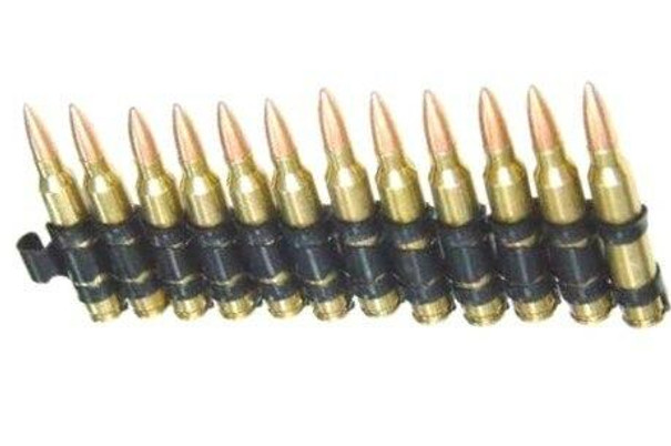Raptors Airsoft Dummy 5.56mm Bullet Chain for M249 AEGs