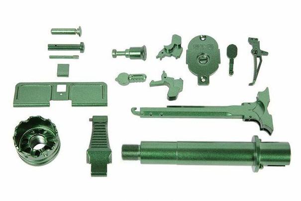GandG ARP-9 Super Ranger Dress-Up Kit, Jade / Green