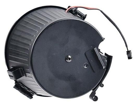 AGM MG42 2000 Round Auto Winding Drum Magazine, Black