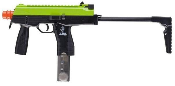 UMAREX Zombie Hunter Eliminator Electric Airsoft Gun, Green / Black
