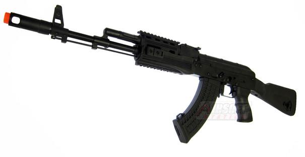 CYMA CM048A AK47 Full Metal Tactical Railed Airsoft Rifle
