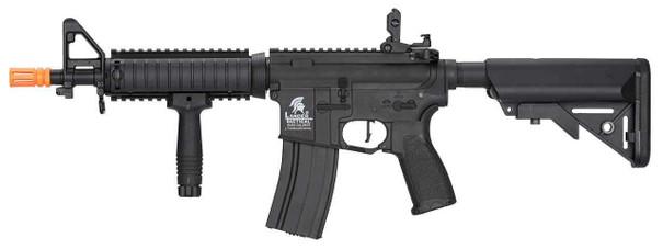 Lancer Tactical LT-02 MOD 0 MK18 Hybrid High FPS AEG Airsoft Rifle, Black