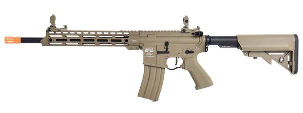 Lancer Tactical Enforcer Series BLACKBIRD Gen 2 High FPS AEG Airsoft Rifle, Tan