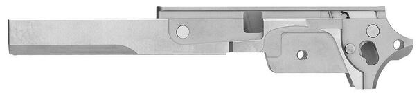 Airsoft Masterpiece Hi-Capa / 1911 Steel Frame, Silver