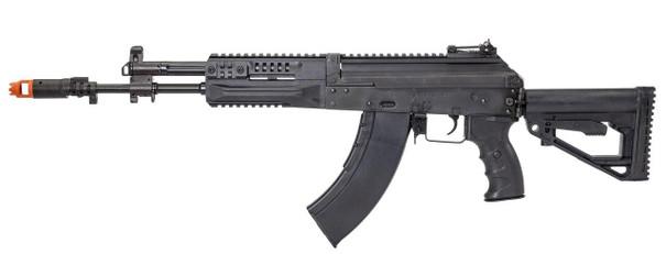 LCT Airsoft LCK15 Tactical AK-15 Assault AEG Airsoft Rifle, Black