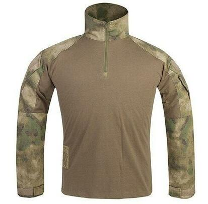 Emerson Gear Military Combat BDU Shirt, AT Foliage