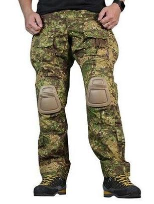 Emerson Gear Combat BDU Advanced Version Tactical Pants w/ Knee Pads, AOR2