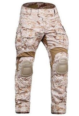 Emerson Gear Combat BDU Advanced Version Tactical Pants w/ Knee Pads, AOR1