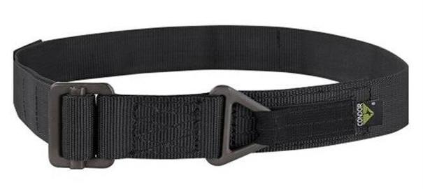 Condor Outdoor Tactical Rigger Belt, Black
