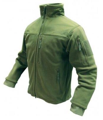 Condor Outdoor Tactical Alpha Micro Fleece Jacket #601, OD Green
